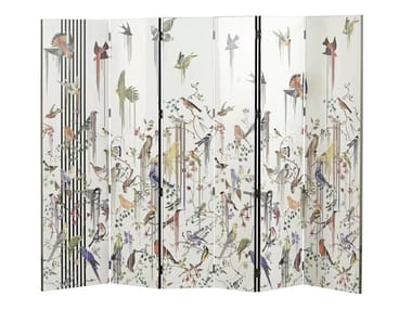 Multi-layer wood Screen CHRISTIAN LACROIX MAISON | Screen