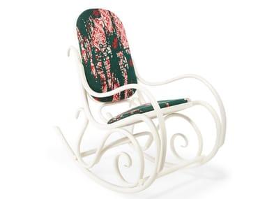 Sedia a dondolo in stile moderno SCHAUKELSTUHL - WINTER EDITION 2021