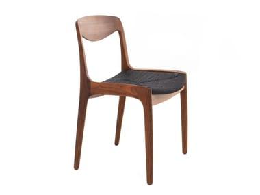Wooden chair CHURCH CHAIR (1956)