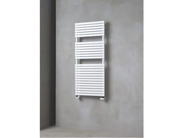 Carbon steel towel warmer CIGNO
