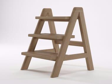 Wooden step stools CIRCA17 | Step stools