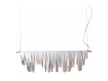 Lampada a sospensione a LED in PVC CIRCUS