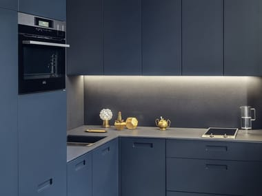 Lacquered custom kitchen CITY 1