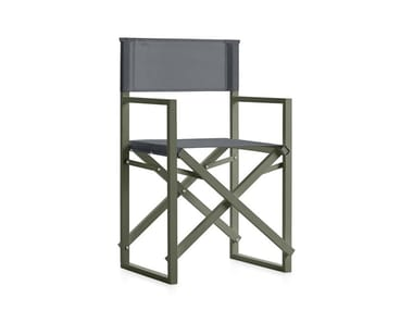 Folding aluminium garden chair CLACK! | Garden chair