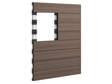 Panel for facade CLADDING CLICK 140