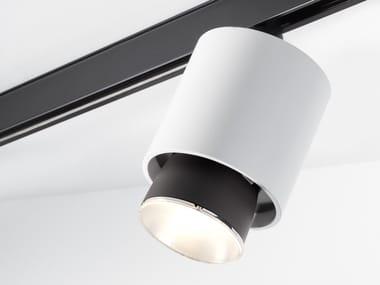 Illuminazione a binario a LED CLAQUE F43 | Illuminazione a binario
