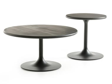 Round coffee table CLARION | Coffee table