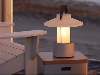 Outdoor lamp with rechargeable battery CLARO!