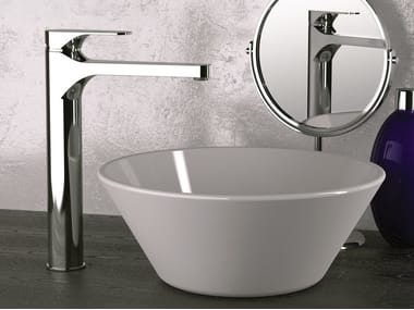Countertop single handle washbasin mixer CLASS LINE   Miscelatore XL per lavabo