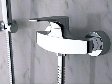 Chrome-plated single handle shower mixer CLASS LINE | Single handle shower mixer