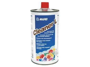 Pulitore per parquet prefiniti CLEANER L