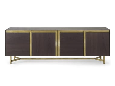 Wooden sideboard with four doors CLIK L450/4   Sideboard