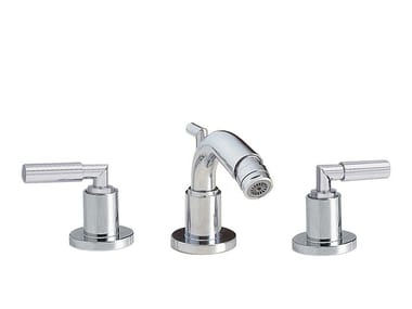 3 hole countertop bidet mixer CLIFF | 3 hole bidet mixer