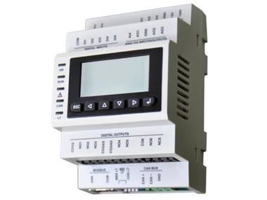 Electronic controller for weather compensation CLIMA-HUB