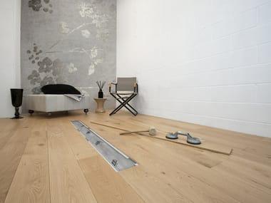 Modular system for raised flooring CLIP UP SYSTEM® 13 MM