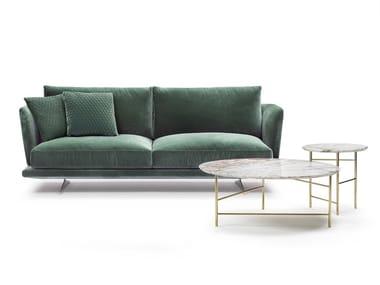2 seater fabric sofa CLIPPER | Fabric sofa