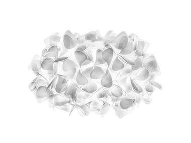 Cristalflex® wall lamp / ceiling lamp CLIZIA MAMA NON MAMA | Ceiling lamp