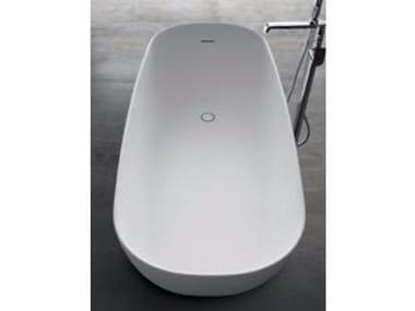 Freestanding oval bathtub CLOE SYSTEM | Oval bathtub