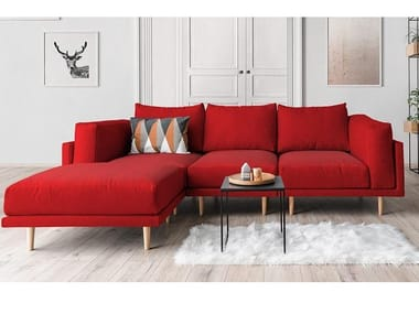 Sectional modular convertible sofa CLOOODS