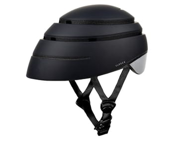 Helmet in polycarbonate and expanded polystyrene CLOSCA - HELMET LOOP BLACK