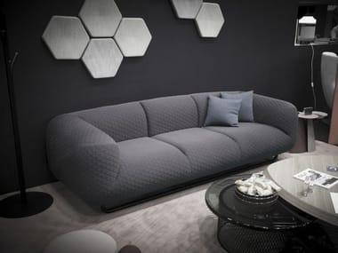 3 seater fabric sofa CLOUD 9