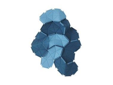 Fabric Decorative panel CLOUDS