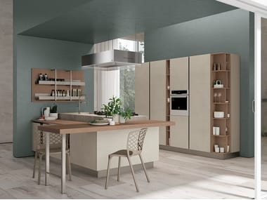 Fitted kitchen CLOVER LUX 2
