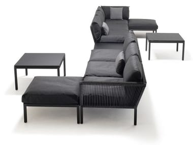 Upholstered Garden Sofas Archiproducts - Sofa club