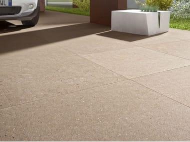 Pavimento/rivestimento in gres porcellanato effetto pietra CLUNY - BOURGOGNE