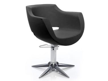 Hairdresser chair CLUST PARROT
