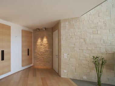 Indoor Rectified stone wall tiles CLYDE RECTIFIED NATURAL