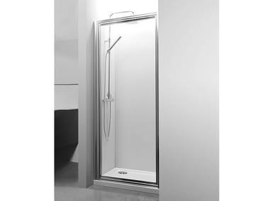 Box doccia a nicchia con porta pivotante CO-PGI