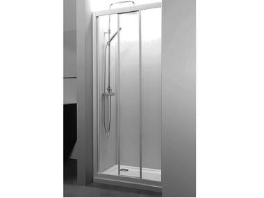 Box doccia a nicchia con porta scorrevole CO-PSC3