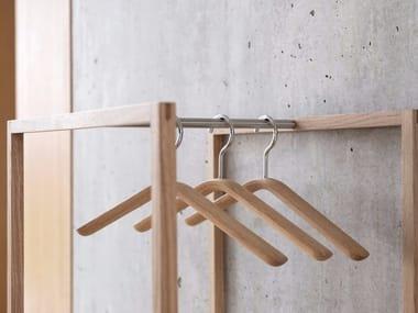Gruccia in legno 0121 | Gruccia