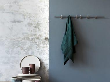 Wall-mounted steel coat rack COAT RACK