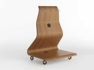 Wooden stand COBRA