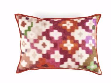 Geometric fabric sofa cushion COCKTAIL