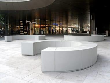 HPRC® modular Bench COCO