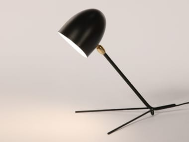 Adjustable metal desk lamp COCOTTE