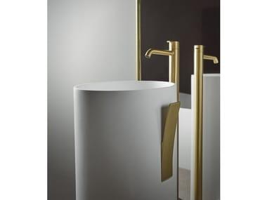 Mezclador de lavabo para fijación al suelo CODE | Mezclador de lavabo para fijación al suelo