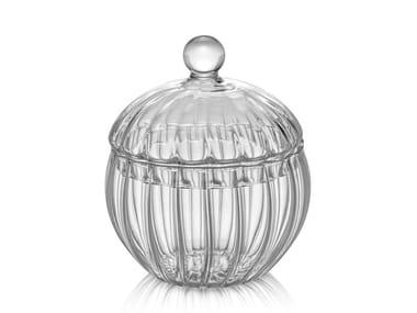 Zuccheriera in vetro borosilicato COFFEE & TEA | Zuccheriera