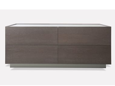 Wooden chest of drawers COFRE | Chest of drawers