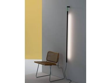 Aluminium wall lamp COLIBRÌ | Wall lamp