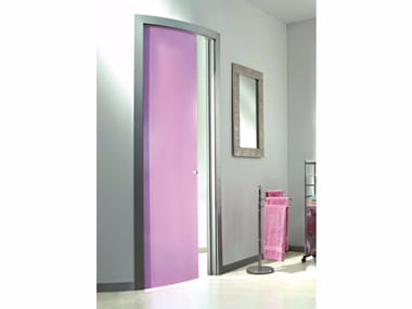 Stained glass pocket sliding doors archiproducts glass pocket sliding door color grape planetlyrics Choice Image