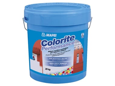 Pintura decorativa acrílica COLORITE PERFORMANCE
