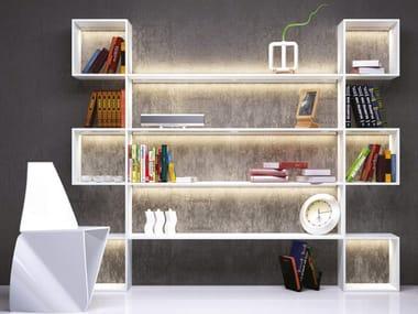 Furniture lighting / linear lighting profile COMPACT