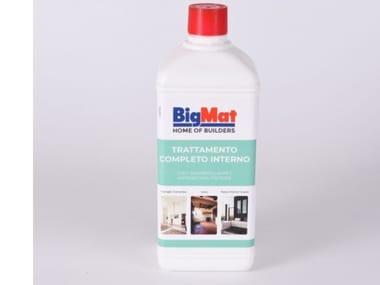 Prodotto per il trattamento completo di pulitura da interno TRATTAMENTO COMPLETO da INTERNO