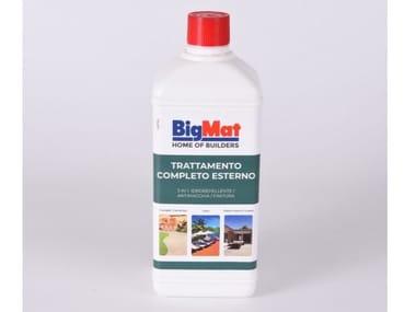 Prodotto per il trattamento completo di pulitura da esterno TRATTAMENTO COMPLETO da ESTERNO