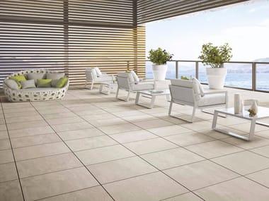 Indoor/outdoor porcelain stoneware wall/floor tiles CONCEPT XT20