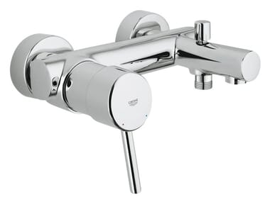 ALLURE Wallmounted bathtub mixer By Grohe